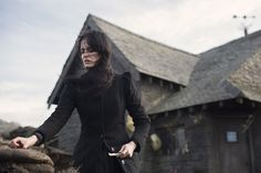 """So far, Penny Dreadful's flashbacks exist to be as Gothic as possible. But while """"The Nightcomers"""" is definitely that, it's also one of the best superhero origin stories on TV this year."""