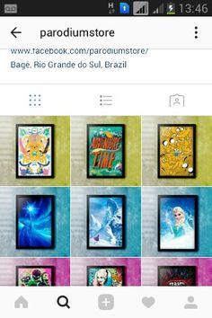 Melhor loja everrr @parodiumstore https://www.instagram.com/parodiumstore/