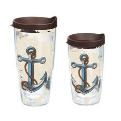 product image for Tervis® Nautical Anchors Wrap Tumbler with Lid