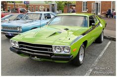A Sublime Green Road Runner by TheMan268 on DeviantArt