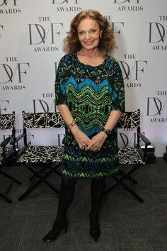 Diane von Furstenberg Photo - 2010 DVF Awards