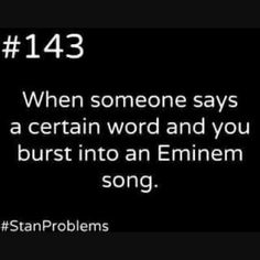 Omg! This happens everyday with me  #Stan problem