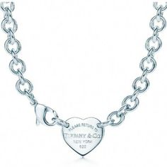 e47d53141 Tiffany's Necklace Iconic