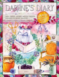 Daphne's Diary Ausgabe 06 2015 DE