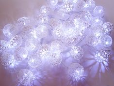 String Lights Fairy Lights Night Lights Bedroom Decoration
