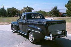 1948 Mercury Coupe Utility (Australia)