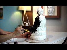 guara nos enseña en este proyecto como aplicar pintura en cerámica con la técnica de óxidos Mandala Painting, Diy Arts And Crafts, Stained Glass Art, Decoupage, Projects To Try, Activities, Youtube, Metals, Hobbies