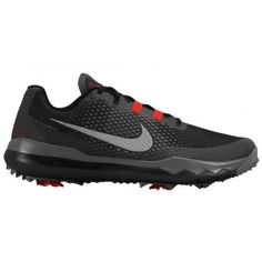 outlet store 42422 5b86d The Nike TW 15 Golf Shoe is the first one to feature the companys Flywire  technology via a one piece Flyweave upper, which renders the shoe lighter  than ...
