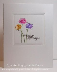 F4A258 - Happiness Always by LynniePoo - Cards and Paper Crafts at Splitcoaststampers