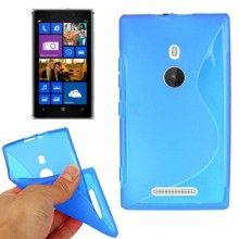 Funda Lumia 925 - Sline Azul  $ 90.54
