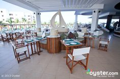 Seaside Grill at the Secrets Silversands Riviera Cancun