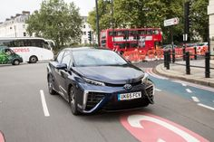 Our drivers are like one big family to We have a wide range of fleets to offer you a reliable, smooth journey! Hydrogen Car, Fuel Cell Cars, Jeremy Clarkson, First Drive, Mobile Technology, Big Family, Latest Pics, Toyota, Automobile