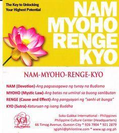 1000+ images about nam-myoho-renge-kyo on Pinterest ...