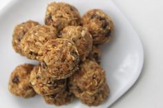 Simple, delicious, and healthy recipe for No Bake Energy Bites