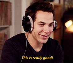 just as an fyi.when and if you watch Pitch Perfect which i highly recommend that you do see it you will die because how hot Skylar Astin (Jesse) is! Pith Perfect, Watch Pitch Perfect, Skylar Astin, About Time Movie, Great Movies, Movie Quotes, New Pictures, Bellisima, Future Husband