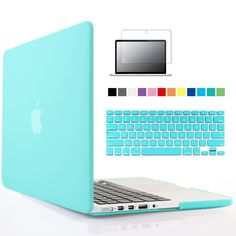 Rubberized Crystal/Matte Hard Case Cover For Macbook Pro retina 13 Air 13.3 inch Case with keyboard cover maletin para portatil