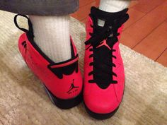 designer fashion 9b844 9614c My new Air Jordan 6 retro 2014 - infrared 23