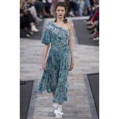 Cheryl x factor blue dress 71204