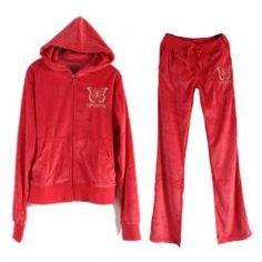 $15.37 Casual Hooded Letter and Butterfly Print Coat Elastic Waist Pants Sports Suit For Women