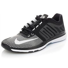 Nike Zoom Speed TR3 Mens 804401-017 Black White Athletic Training Shoes Size 8