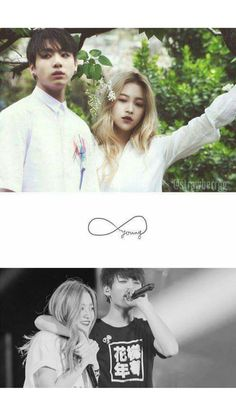 |Wallpaper K-Pop| Yeri (Red Velvet) and JungKook (BTS) - JungRi   |=|  Like SZ ^-^    By:YoshiAndPicachu