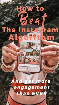 If you're like me you've wasted approximately 547 hours reading articles that all say the same thing: how to grow your Instagram easily and overnight! Or, How to get more followers on Instagram right now. Or the classic: how to quadruple Instagram engagement! No one seems to talk about the real culprit in the room: the Instagram Algorithm. It's time to talk about the Instagram elephant in the room and learn how we can beat the algorithm. I'm going to show you not only how to d...
