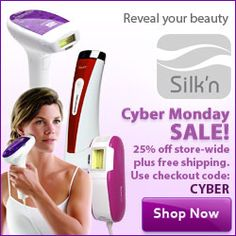 Permanent Hair Removal now achievable at home