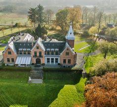 Gurrehus Manor House, Denmark