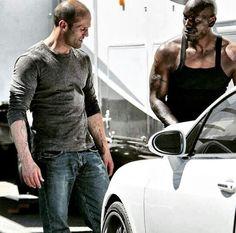 Deckard Shaw in Furious 8