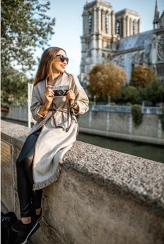 Now is the time to plan for Fall travel. I'm here to rescue you from overstuffed luggage as I get ready for my own upcoming three-week trip to France. Smart Packing, Carry On Tote, Comfy Walking Shoes, Fibre And Fabric, Cashmere Wrap, Smart Women, Travel Wardrobe, Long Sleeve Tunic