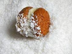AMARETTI CU MASCARPONE SI COCOS - Rețete Fel de Fel Krispie Treats, Rice Krispies, Nutella, Biscuit, Fondant, Gem, Sugar, Cake, Desserts