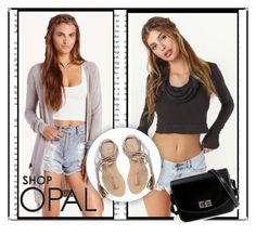 """""""SHOP - OPAL"""" by ladymargaret ❤ liked on Polyvore featuring L*Space"""