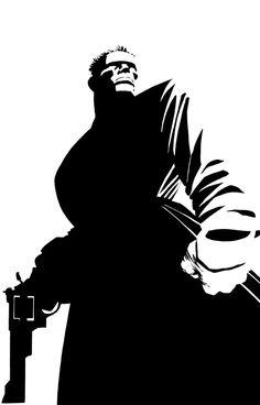 Frank Miller - Sin City: That Yellow Bastard, Vol 1 - Hartigan Comic Book Artists, Comic Book Characters, Comic Artist, Comic Character, Comic Books Art, Frank Miller Sin City, Frank Miller Art, Frank Miller Comics, Sin City Comic