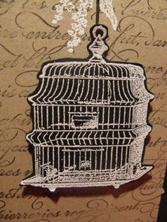 Day 10 - Heat embossing using a toaster #stampinup