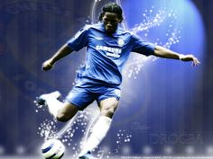 Top Best Wallpapers: New Didier Drogba Wallpaper 2011