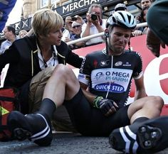 Mark Cavendish has not been selected in the Great Britain squad