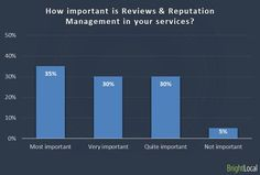 How important is Reviews & Reputation Management in your services?