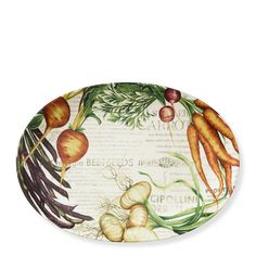 Farmers' Market Dinnerware Collection