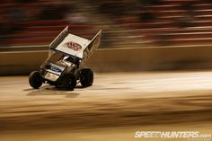 Sprintcar racing is a must see event