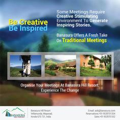 #GreenMeetings - Meetings for every occassion - be it a corporate meet, or an achievement bash or a getting-to-know-your-client meet....Banasura Hill Resort is here for you. The best #ecoresort in Wayanad for #greenmeetings or an #eventtech.   Go Green, Add fun to your #sustainablemeetings. — at http://banasura.com/eco-nature-resorts-in-wayanad-kerala
