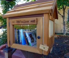 Little Free Libraries are popping up all over Berkeley | Berkeleyside