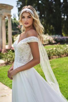 #JasmineBridal #F221013 #princess #fairtytale #ballgown Mothers Dresses, Girls Dresses, Flower Girl Dresses, Bride Dresses, Tulle Balls, Tulle Ball Gown, Dream Wedding Dresses, Wedding Gowns, Fairytale Gown
