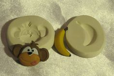 monkey n banana mold