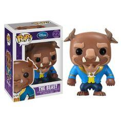 Amazon.com: Funko POP Disney The Beast Vinyl Figure: Toys & Games