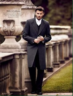 Alex Lundqvist for Holt Renfrew Men's Fall Magazine