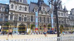 Paris Plage 19 Temmuz – 17 Ağustos 2015  #paris #summer