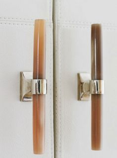 Modern, Copper T Pull Handle. Drawer Pull. Cabinet Hardware ...
