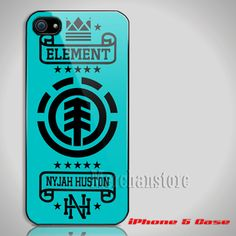 Element Nyjah Huston Custom iPhone 5 Case we provided made from durable plastic with unique and Creative design, #phonecase #iphone5case #Nyjah