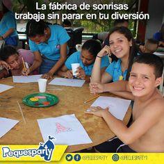 Estas caras de diversión y alegría son posibles en tu fiesta. Contáctanos. #pequesparty #juegosinteractivos #mesadepinceladas #entretenimiento #fiestasmaracaibo #fiestainfantil #maracaibo