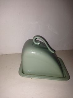 Bery ware cheese dish 1940s. My fav  will post  more of my collection. Each week including the rare bits